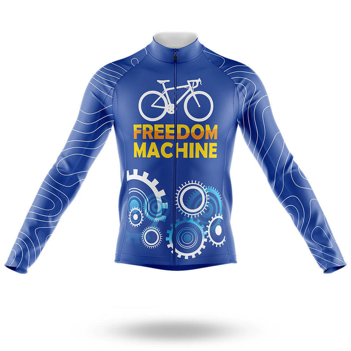 Freedom Machine  - Men's Cycling Kit - Global Cycling Gear