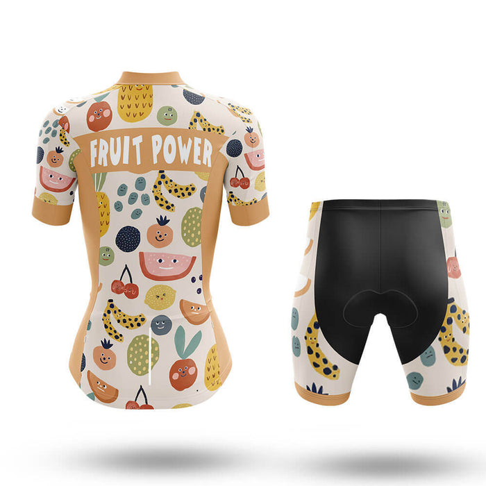 Fruit Power - Cycling Kit - Global Cycling Gear