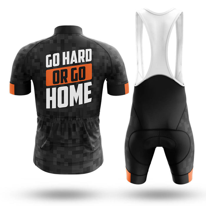 Go Hard Or Go Home - Men's Cycling Kit - Global Cycling Gear