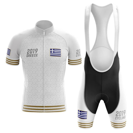 Greece 2019 - Men's Cycling Kit - Global Cycling Gear