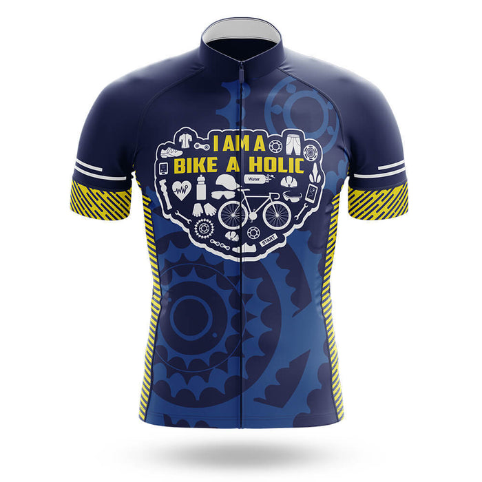 Bikeaholic   - Men's Cycling Kit - Global Cycling Gear