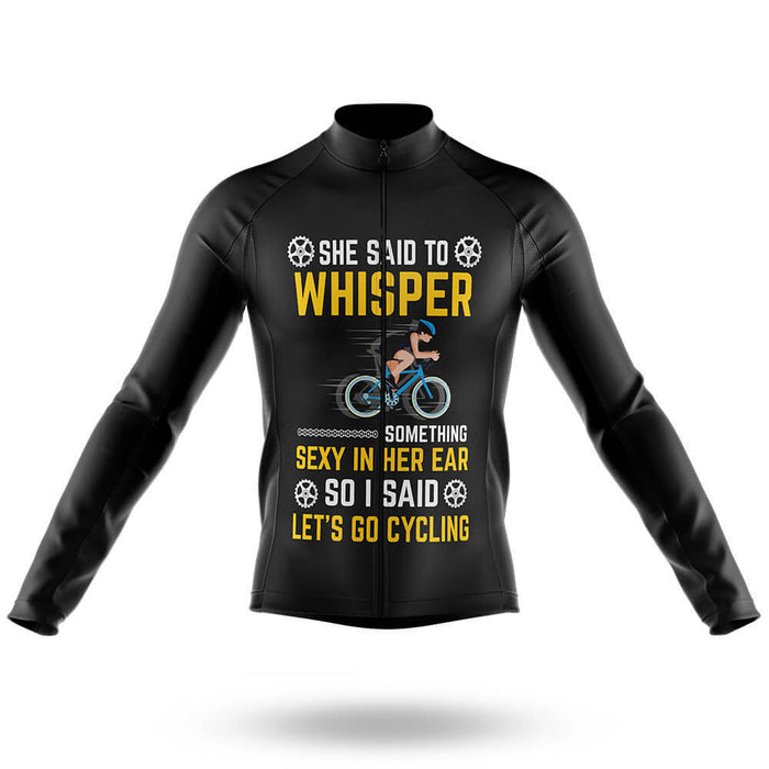 Go Cycling - Men's Cycling Kit