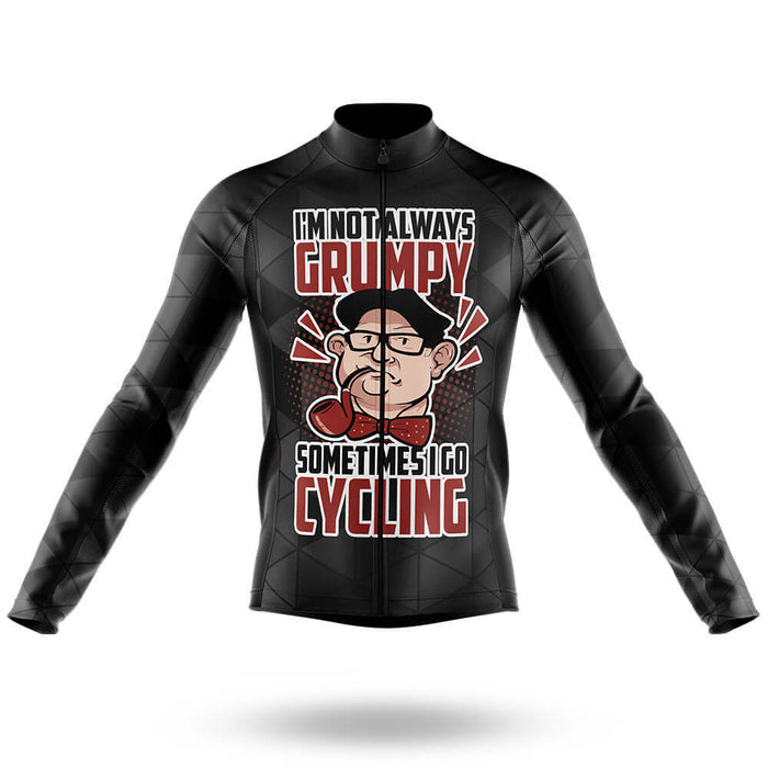I'm Not Always Grumpy - Men's Cycling Kit - Global Cycling Gear