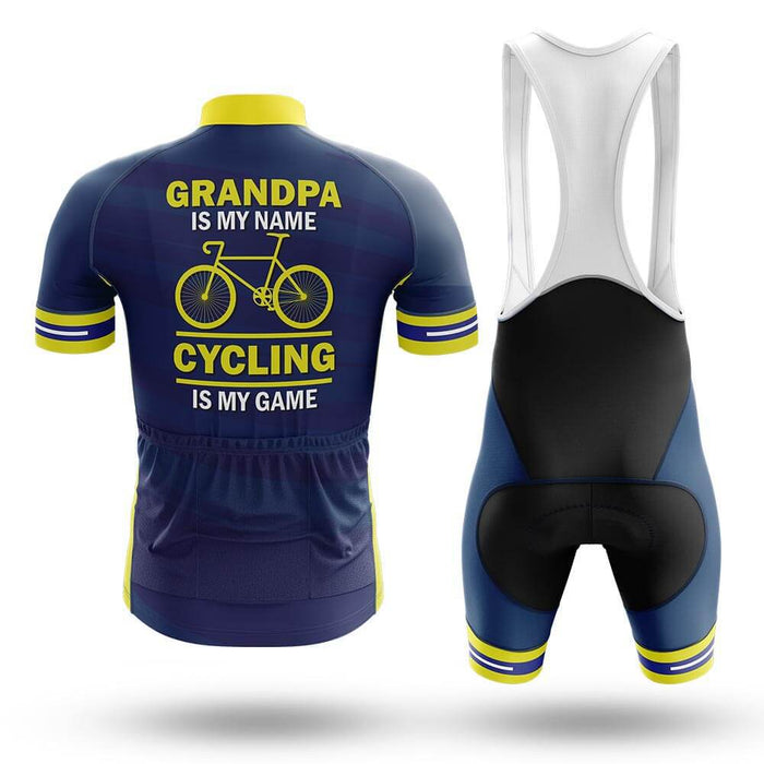 Cycling Is My Game - Men's Cycling Kit - Global Cycling Gear