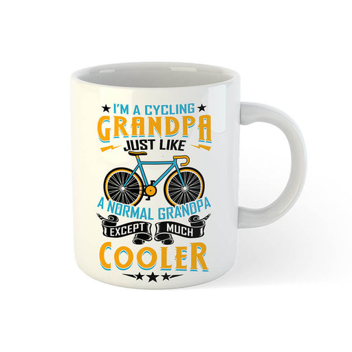 Grandpa Mug V2 - Global Cycling Gear