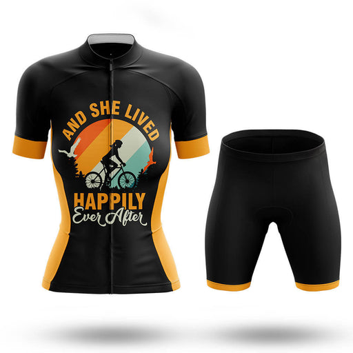 Happily  - Women- Cycling Kit