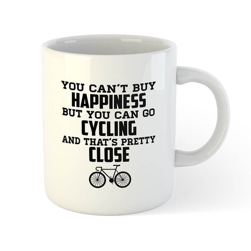 Happiness Mug - Global Cycling Gear