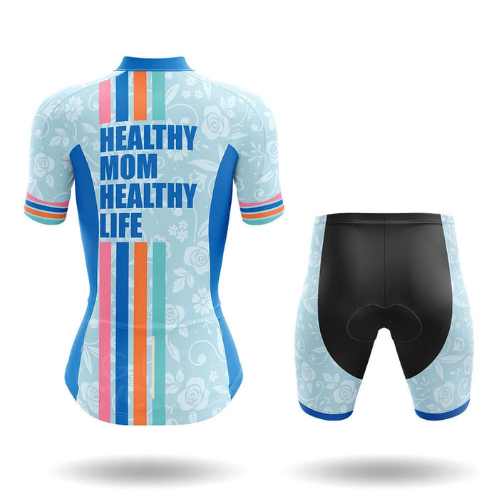 Healthy Mom Healthy Ride - Cycling Kit - Global Cycling Gear