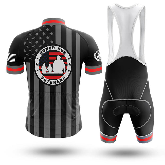 Honor Our Veterans - Men's Cycling Kit - Global Cycling Gear