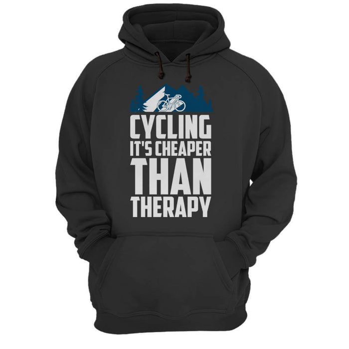 Cycling Cheaper  - Hoodie
