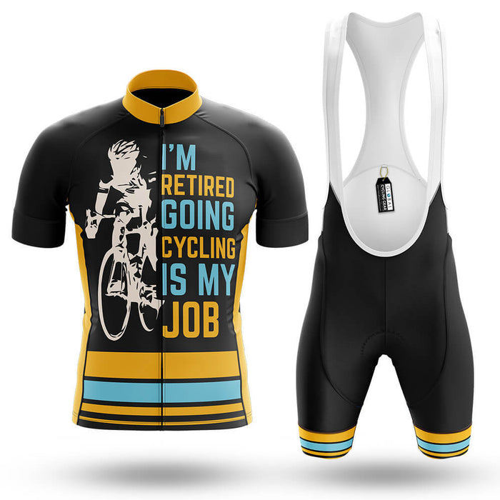 Cycling Is My Job V2 -  Cycling Kit - Global Cycling Gear