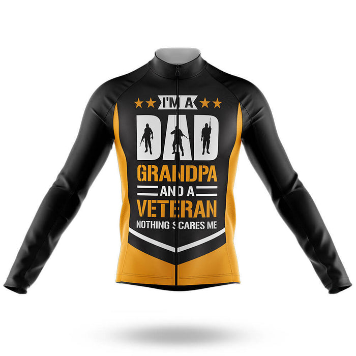 Dad Grandpa Veteran   - Men's Cycling Kit - Global Cycling Gear