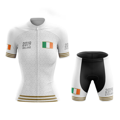 Ireland - Women 2019 - Cycling Kit - Global Cycling Gear