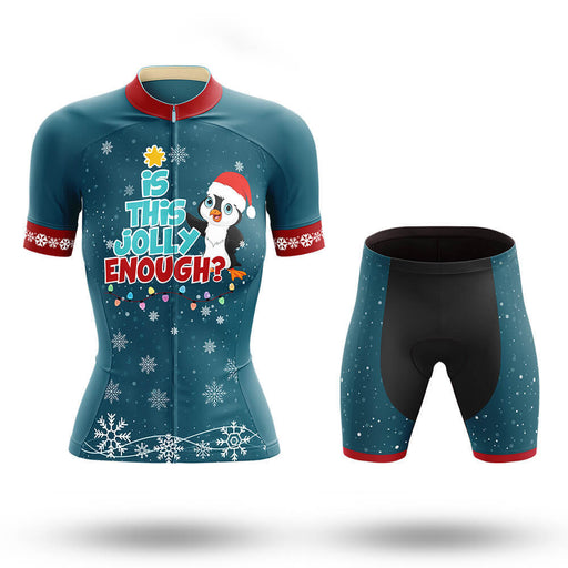 Funny Christmas - Cycling Kit - Global Cycling Gear