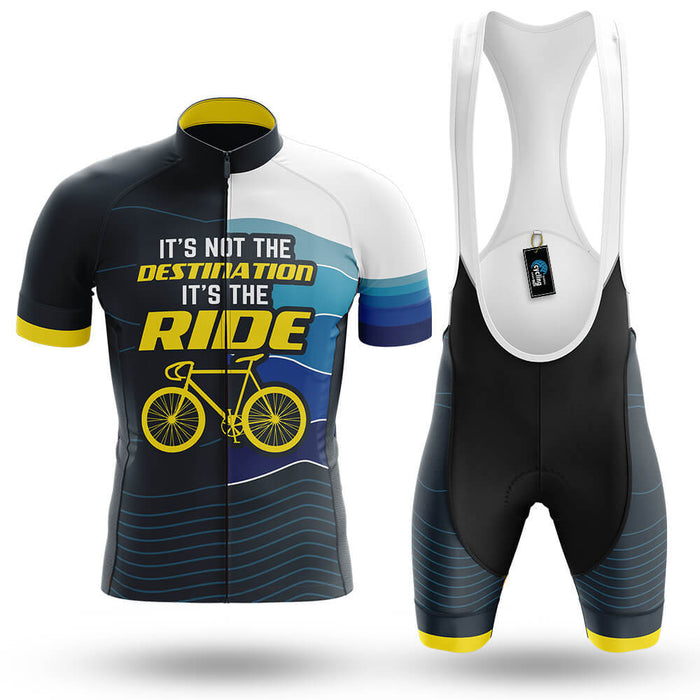It's The Ride - Men's Cycling Kit