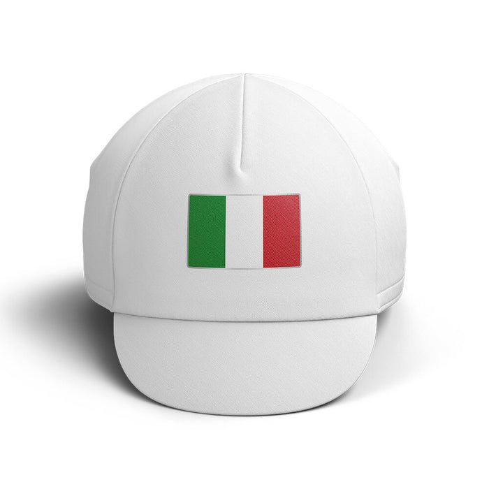 Italy Cycling Cap V4 - Global Cycling Gear