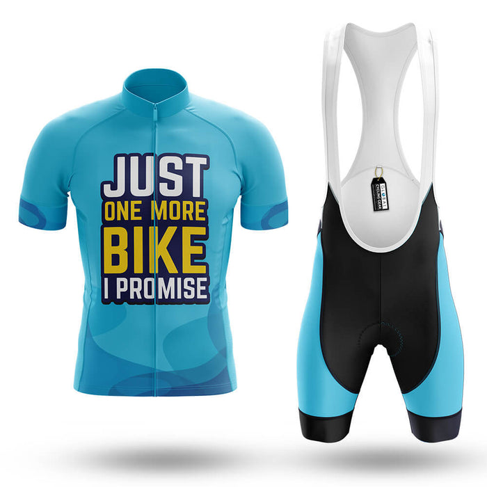 Just One More Bike I Promise  - Men's Cycling Kit - Global Cycling Gear