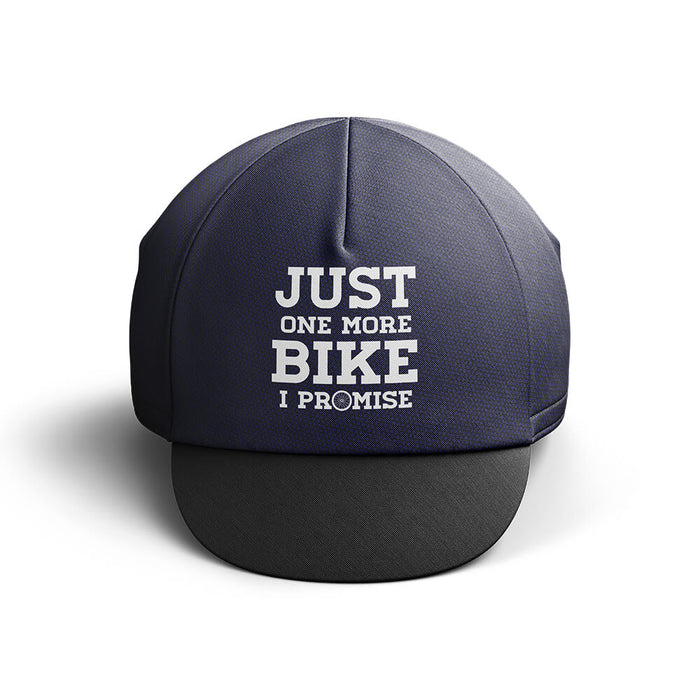 One More Bike Cycling Cap - Global Cycling Gear
