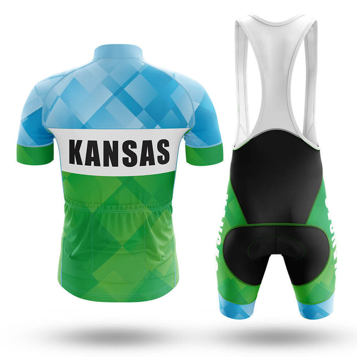 Kansas S3 - Men's Cycling Kit - Global Cycling Gear