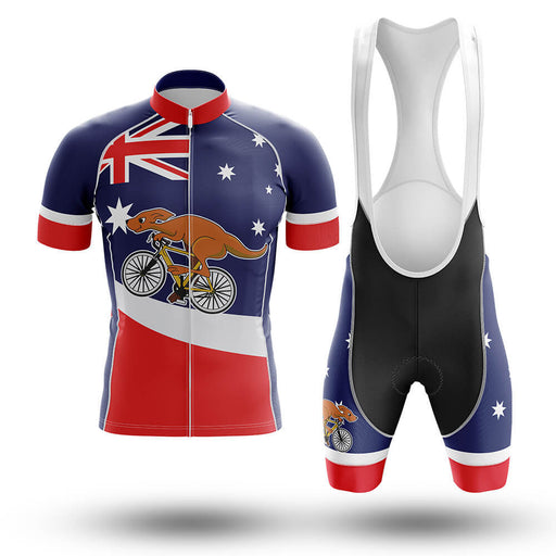 Australia Flag - Men's Cycling Kit - Global Cycling Gear