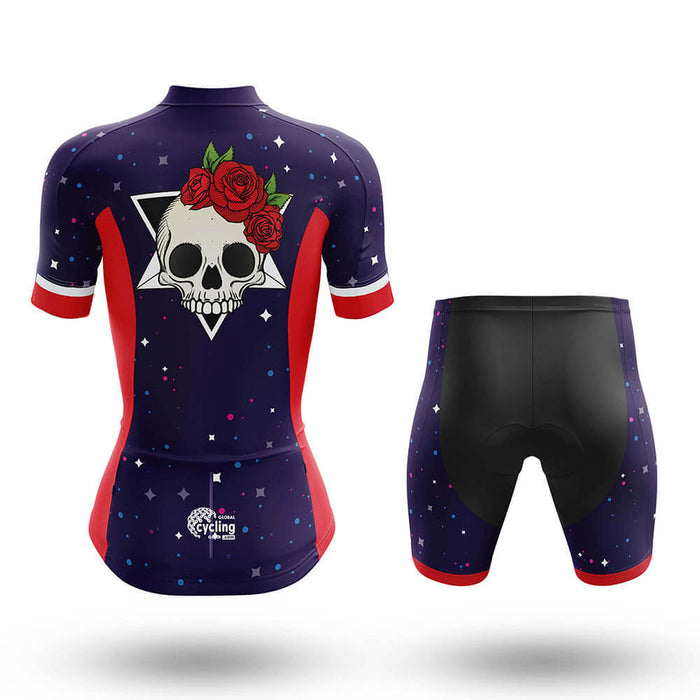 Skull - Women's  Cycling Kit - Global Cycling Gear