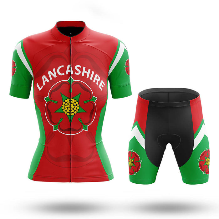 Lancashire - Women - Cycling Kit