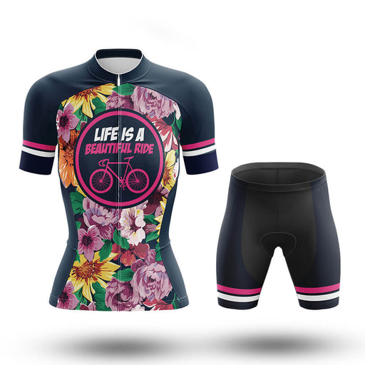 Beautiful Ride V2 - Cycling Kit - Global Cycling Gear