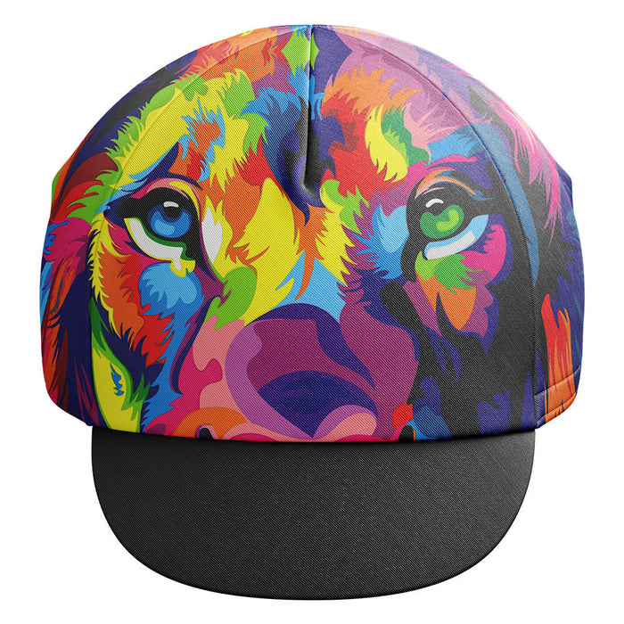 Lion V2 Cycling Cap - Global Cycling Gear