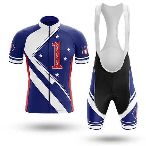1st Marine Division - Men's Cycling Kit - Global Cycling Gear