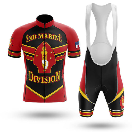 2nd Marine Division - Men's Cycling Kit - Global Cycling Gear