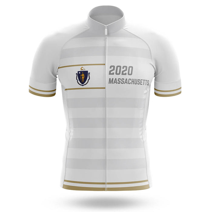 Massachusetts 2020- Men's Cycling Kit - Global Cycling Gear