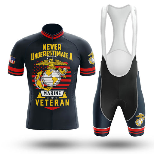 U.S. Marine Veteran - Men's Cycling Kit - Global Cycling Gear