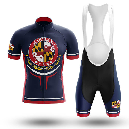 Maryland V19 - Men's Cycling Kit - Global Cycling Gear