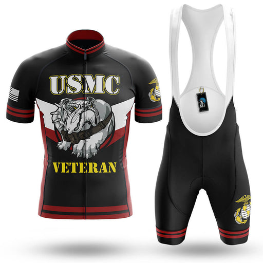 U.S. Marine Corps Veteran V4  - Men's Cycling Kit - Global Cycling Gear