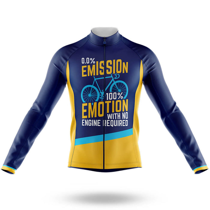 No Engine Required  - Men's Cycling Kit - Global Cycling Gear