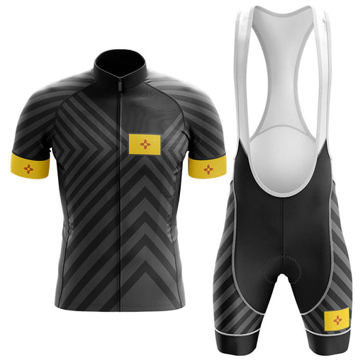 New Mexico V13 - Black - Men's Cycling Kit - Global Cycling Gear