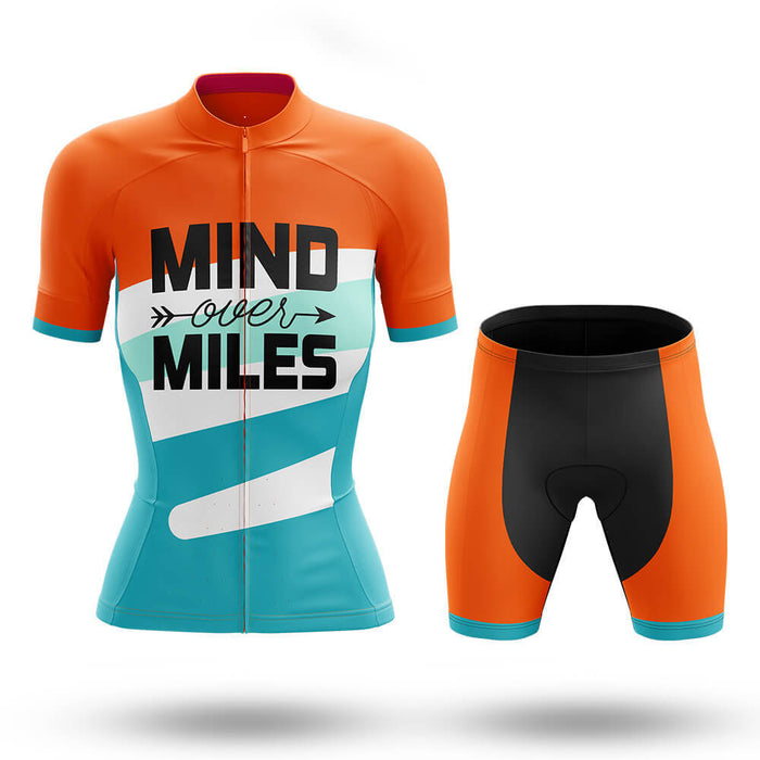 Mind Over Miles - Women - Cycling Kit