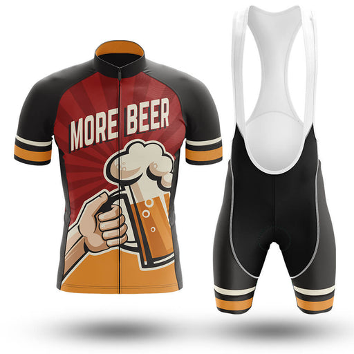 More Beer - Men's Cycling Kit - Global Cycling Gear