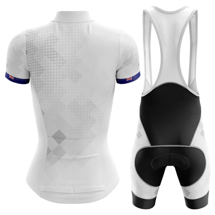New Zealand - Women - Cycling Kit - Global Cycling Gear