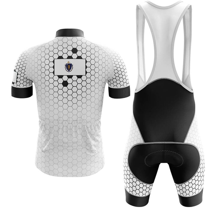 Massachusetts  V7 - Men's Cycling Kit - Global Cycling Gear