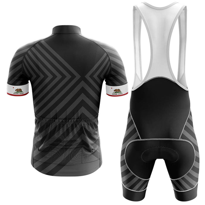California V13 - Black - Men's Cycling Kit - Global Cycling Gear