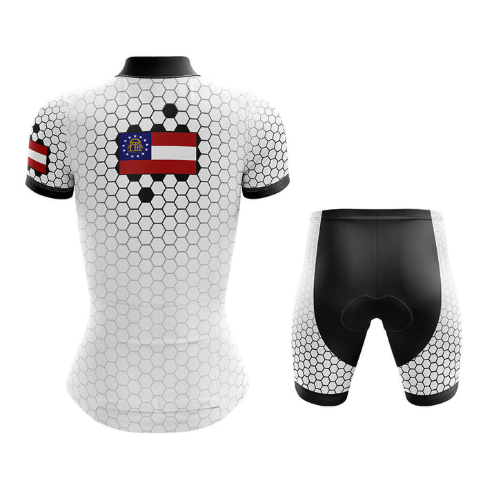 Georgia - Women V7 - Cycling Kit - Global Cycling Gear