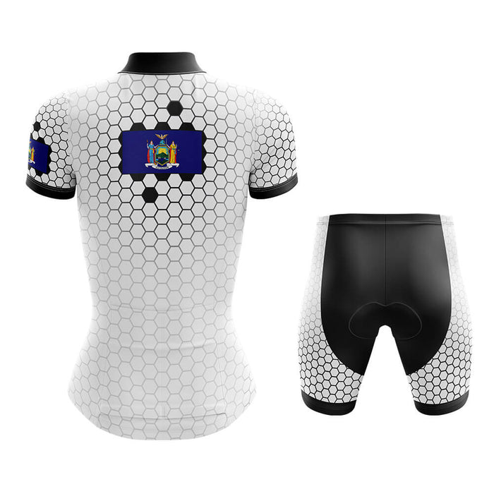 New York - Women V7 - Cycling Kit - Global Cycling Gear