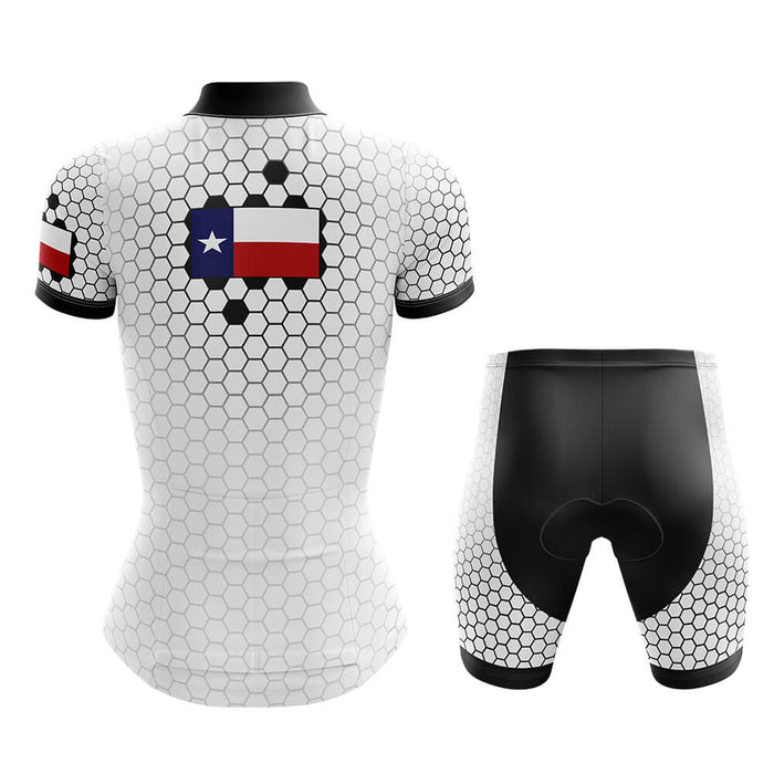 Texas - Women V7 - Cycling Kit - Global Cycling Gear