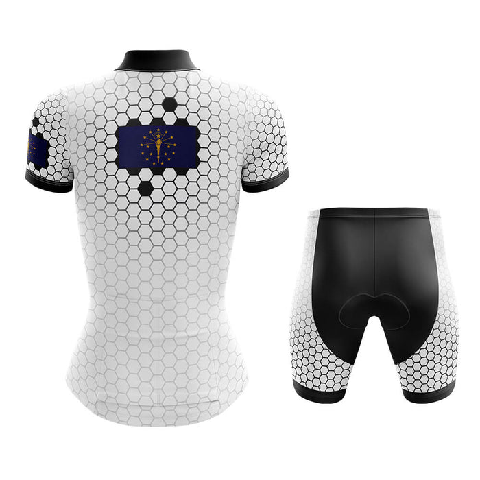 Indiana - Women  V7 - Cycling Kit - Global Cycling Gear