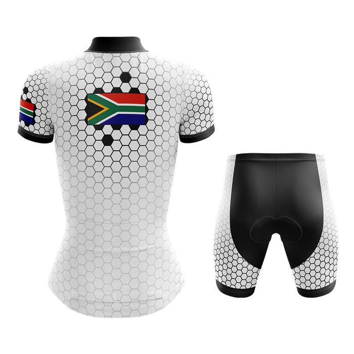 South Africa - Women V7 - Cycling Kit - Global Cycling Gear