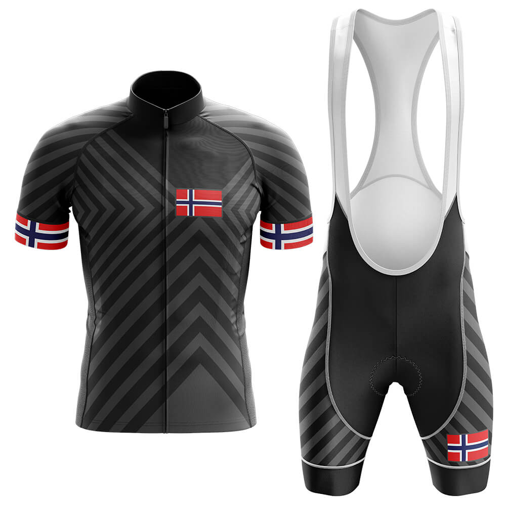 Norway V13 - Black - Global Cycling Gear