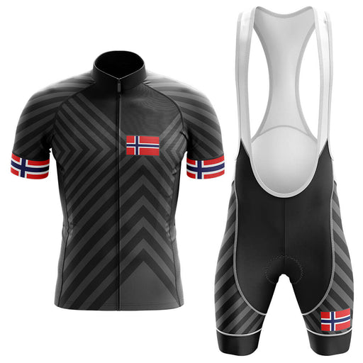 Norway V13 - Black - Men's Cycling Kit - Global Cycling Gear