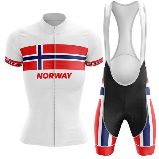 Norway - Women V4 - Cycling Kit - Global Cycling Gear