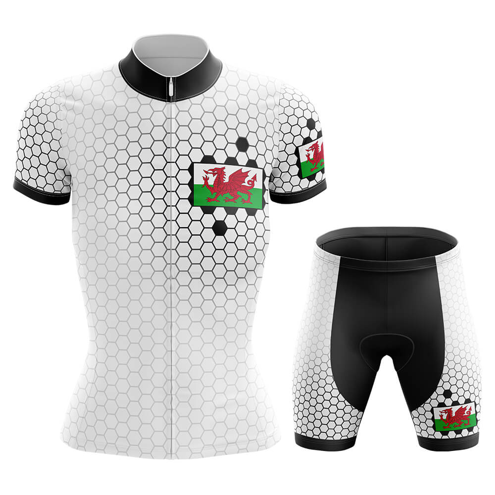 Wales - Women Cycling Kit V5 - Sale Ending Soon - Global Cycling Gear